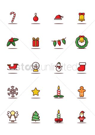 Dolls : Christmas icons