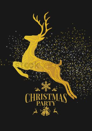 Party : Christmas party design