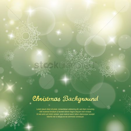 Holiday : Christmas sparkle background design