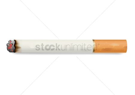 Health : Cigarette stick design