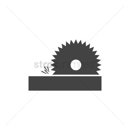 Machineries : Circular saw machine