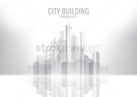 Architectures : City building project