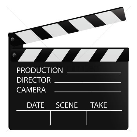 Production : Clapboard
