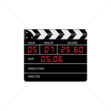 Production : Clapperboard
