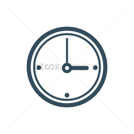 User interface : Clock
