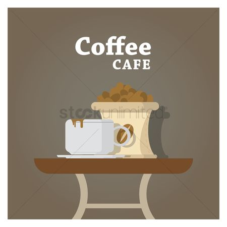 Flavor : Coffee cafe design