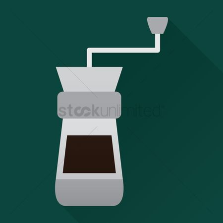 Makers : Coffee grinder