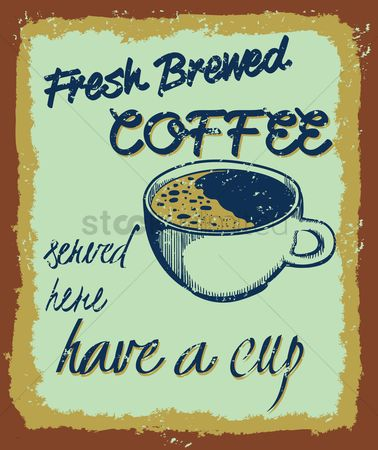 Fresh : Coffee poster
