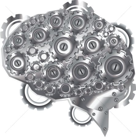Mechanicals : Cogwheel brain