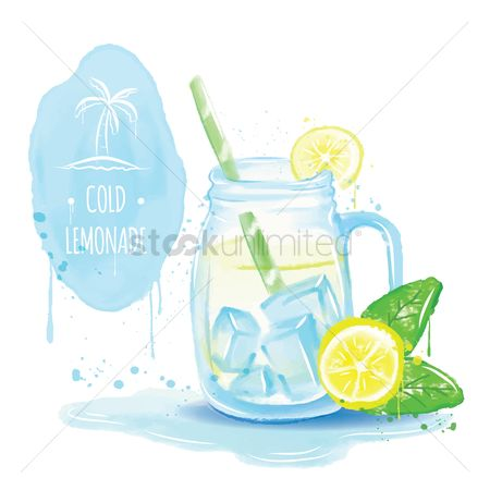 Fresh : Cold lemonade