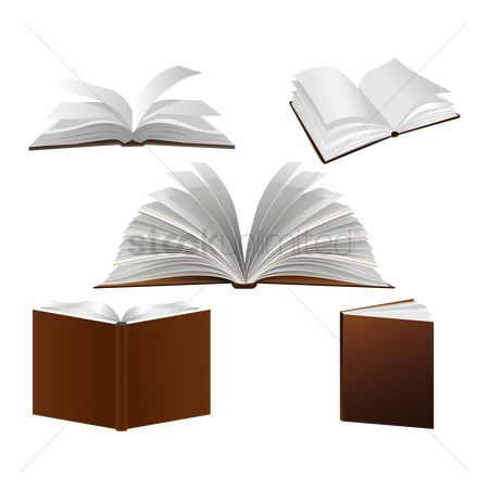 Open : Collection of books