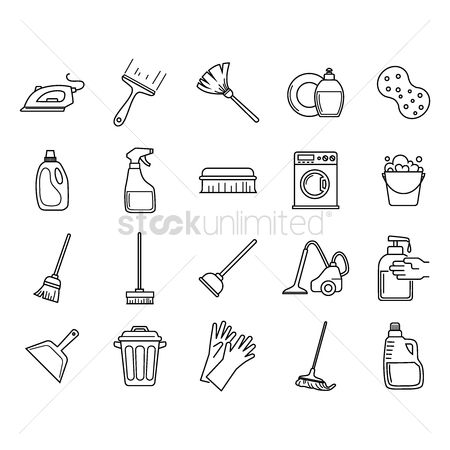 Washing machine : Collection of cleaning tools