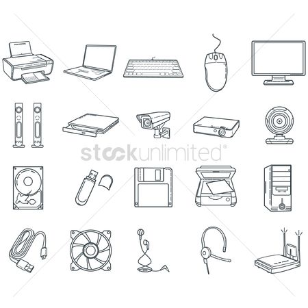 Audio : Collection of computer devices