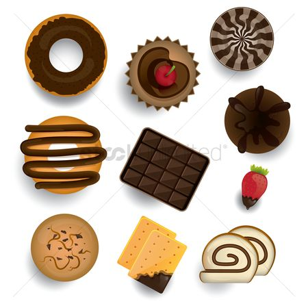 Biscuit : Collection of desserts