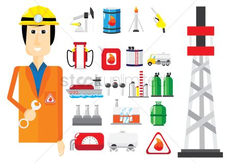 Petroleum : Collection of fuel equipment