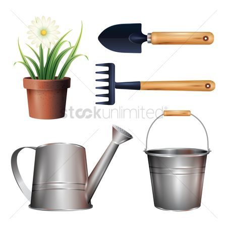 Spade : Collection of gardening icons