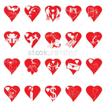 Romance : Collection of heart