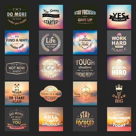 Sparkle : Collection of motivational quotes