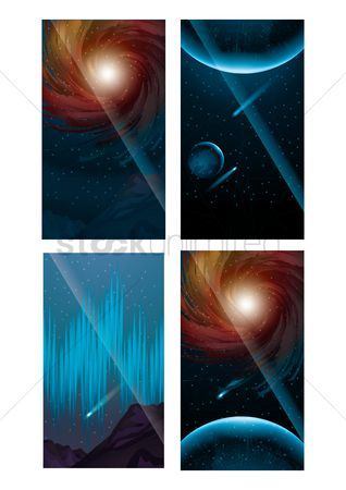Mobiles : Collection of outer space wallpaper for mobile phone