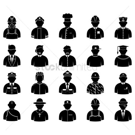 Sailors : Collection of people in various professions