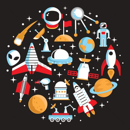 Career : Collection of space items