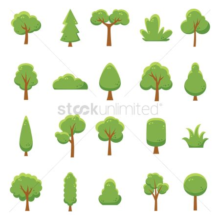 Huge : Collection of trees and bushes