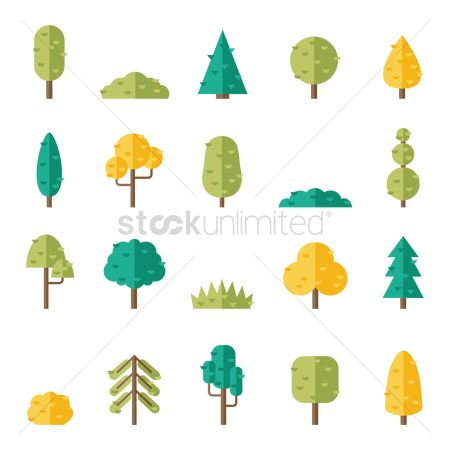 Huge : Collection of trees