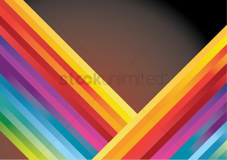 Graphic : Colorful abstract background