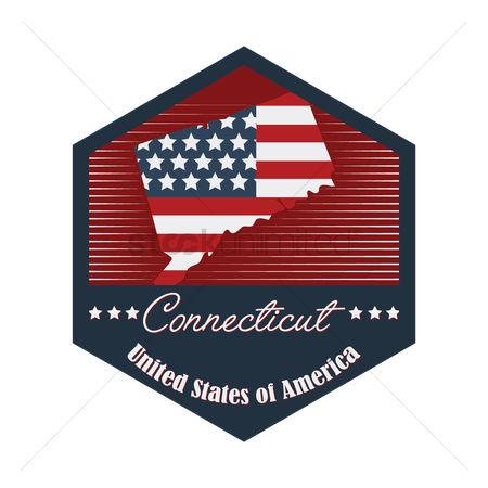 Connecticut : Connecticut label