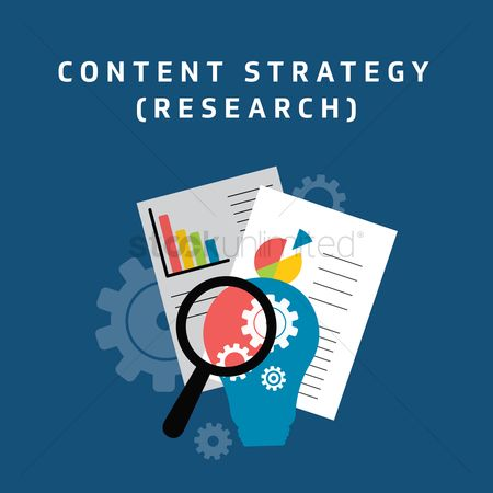 Researching : Content strategy - research