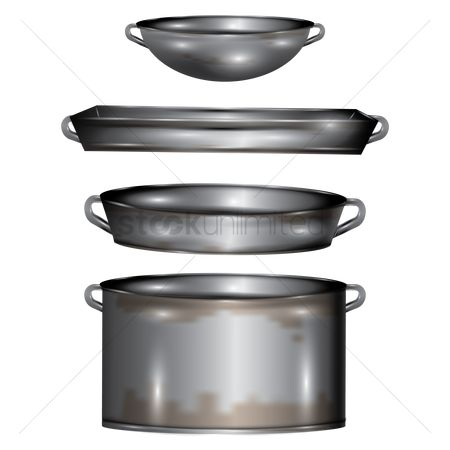 Vessel : Cookware collection