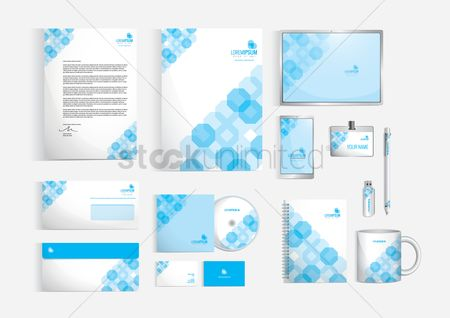 Document : Corporate identity elements