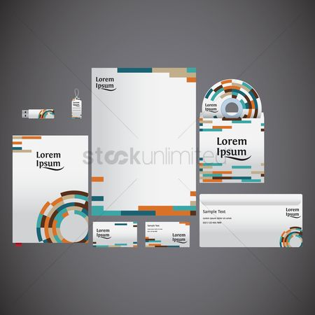 Sample text : Corporate identity
