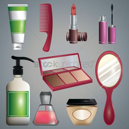 Fashions : Cosmetic products