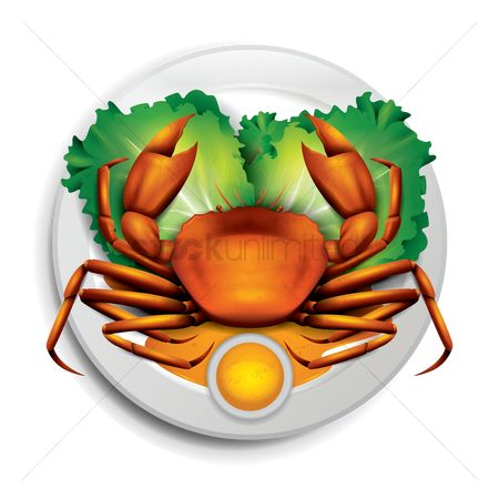 Servings : Crab