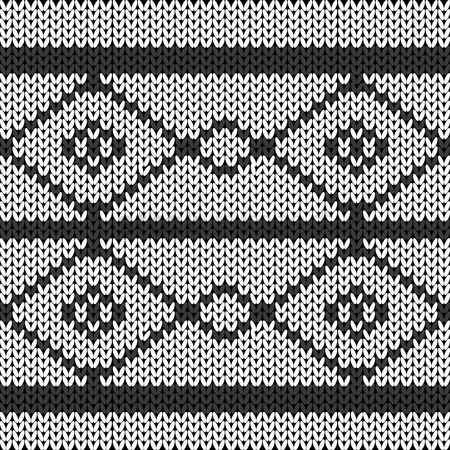 Grids : Cross-stitch design background
