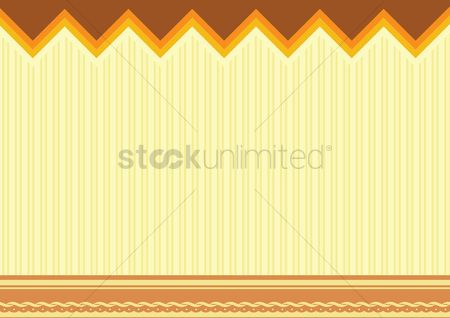 Flow : Curtain background