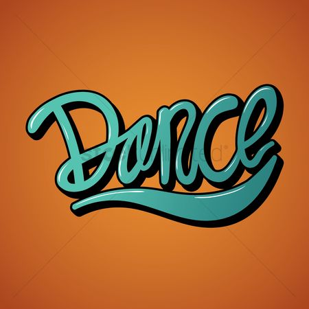 Typographics : Dance