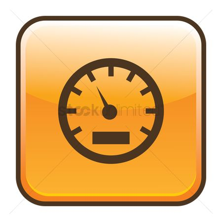 Car speedometer : Dashboard
