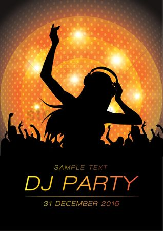Melody : Dj party