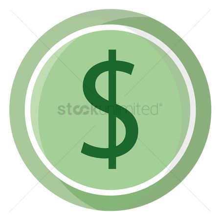 Currencies : Dollar sign