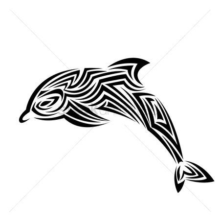 Dolphins : Dolphin tattoo