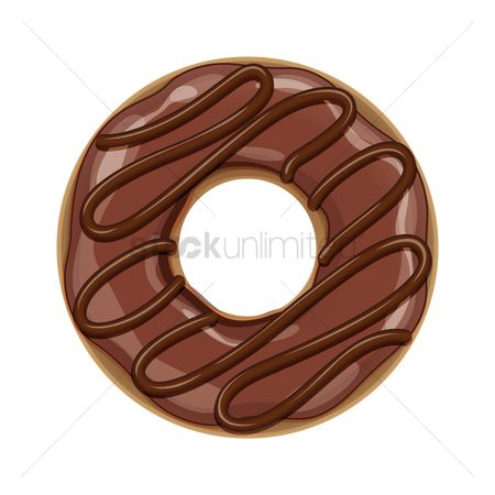Confectionery : Donut