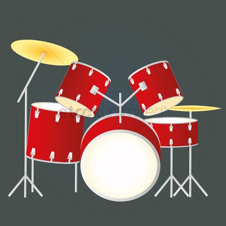 Percussions : Drums