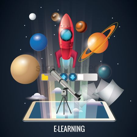 Mobiles : E-learning design