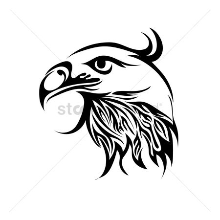 Hawks : Eagle tattoo design