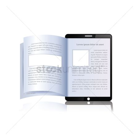 Stories : Ebook concept