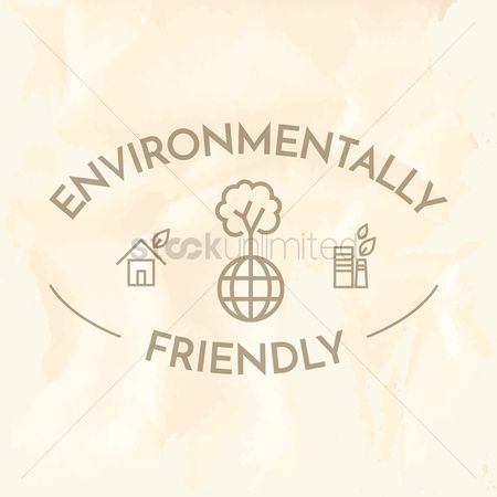 Pollutions : Eco-friendly label