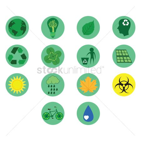 Panels : Ecology icons