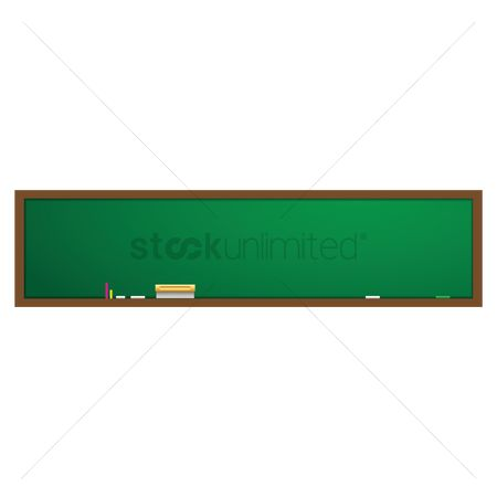 Blackboard : Education banner